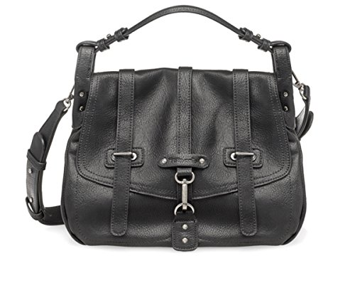 Tamaris - Bernadette Satchel Bag, Borse a secchiello Donna Nero (Black)