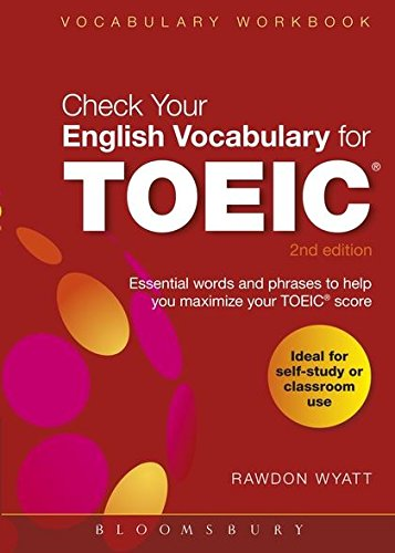 Check Your English Vocabulary for TOEIC: Essential words and phrases to help you maximize your TOEIC score (Music Express)