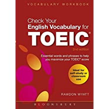 Check Your English Vocabulary for Toeic: All You Need to Pass Your Exams (Music Express)