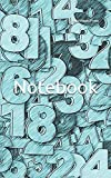 Notebook: Pay number one two three four five six seven