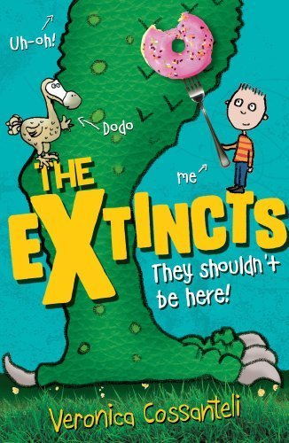 The Extincts by Cossanteli, Veronica (2013) Paperback