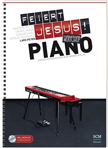 feiert jesus workshop Feiert Jesus! Workshop Piano by Lars Peter (2015-05-12)