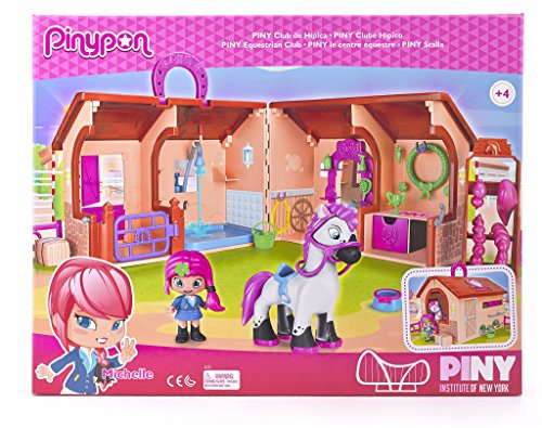 Pinypon- Scuderia, Multicolore, 700014352