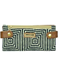 Aliya Women's Wallet (Multi-Coloured, Aliya136)