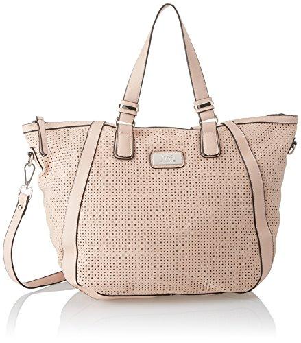 Damen 85930 Shopper, Pink (Nude), 43x31x15 centimeters Xti