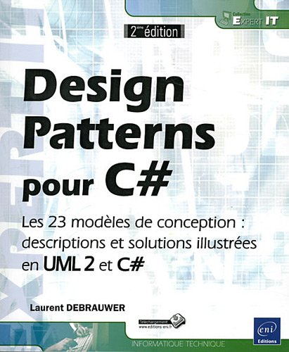 Design Patterns pour C# - Les 23 modèle...