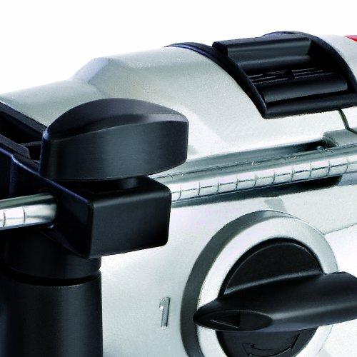 Einhell RT-ID 110 Schlagbohrmaschine, 1.100 W, 2 Gänge, max. Schlagzahl 46.500 min-1, Abnehmbare Staubabsaugvorrichtung, Bohrerdepot im Handgriff - 10