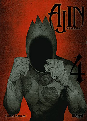 Ajin - Tome 04 (Seinen) por Gamon Sakurai