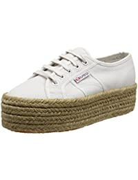 Superga 2790 Cotropew, Baskets de plate-forme mixte adulte
