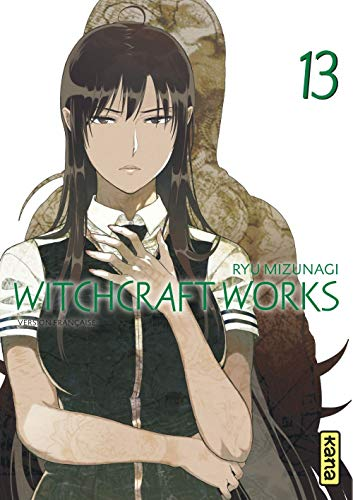 Witchcraft Works Edition simple Tome 13