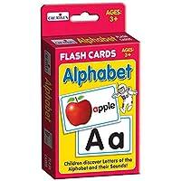 Creative Alphabet Flash Cards, Multi-Colour, 361