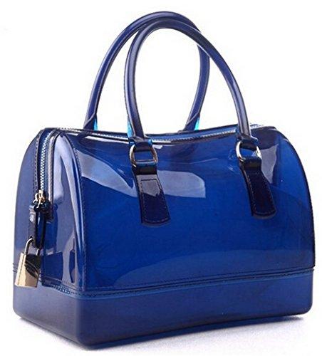 Joyousac ,  Mädchen Damen Tornistertasche Blau