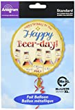 Amscan 3073201 Happy beer-day Dekoration Set