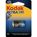 Kodak–Ladegerät Ultra Alkalina 123