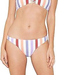 2a45ac00ef5da Debenhams Faith Multi-Coloured Stripe Print Bikini Bottoms