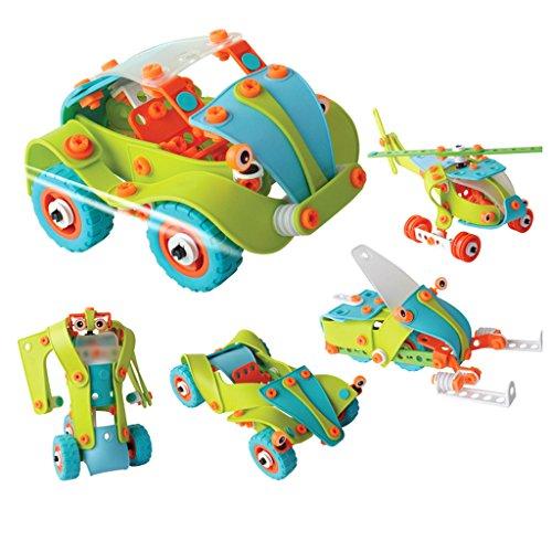 DIY Zusammengebauten Autos Kreativen Spielzeug-Bausteine ??Ziegel Für Chirldren Geschenk