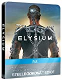 Locandina Elysium Steelbook (Versione ceca)
