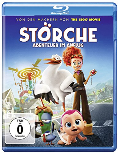 Störche - Abenteuer im Anflug [Blu-ray]