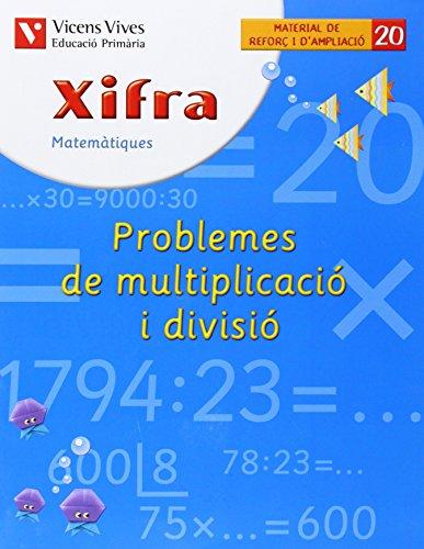 Xifra Q-20 Problmes Mult. I Divisio - 9788431681012
