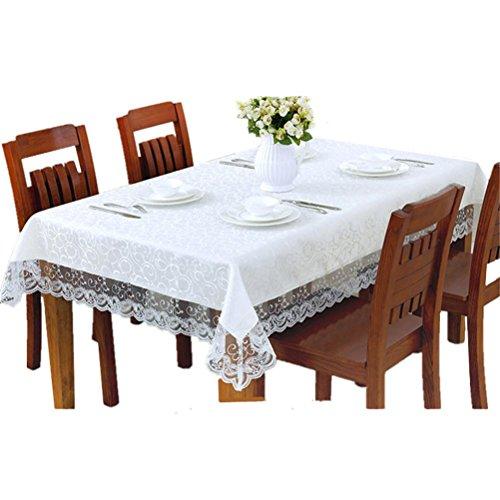 TABLE® Europa-Art wasserdichtes weißes Spitze-Tabellen-Tuch / koreanisches gesticktes Tischdecke / modernes Haus-Tee-Tabellen-Tuch , - Owl Clip-art-halloween