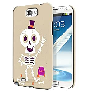 Theskinmantra RIP Back Cover for Samsung Galaxy Note 2