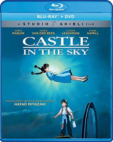 Preisvergleich Produktbild Castle in the Sky (Bluray / DVD Combo) [Blu-ray]