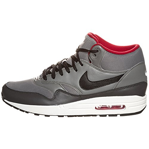 NIKE Sneaker Air Max 1 Mid Fb Herren Hight Top Grau 685192 003 Grau