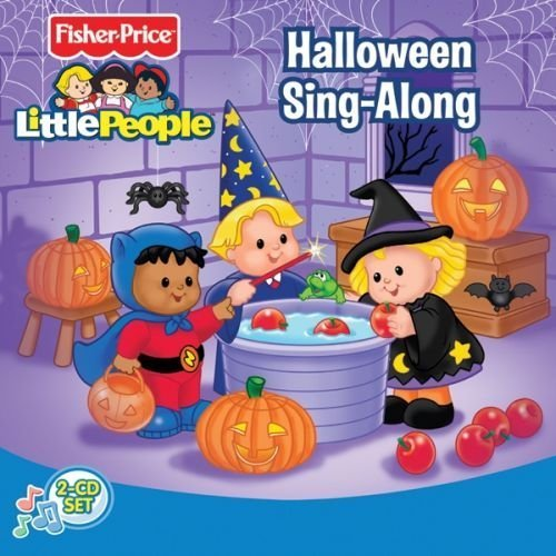People: Halloween Sing-Along by Fisher Price Little People (2008-01-01) (Halloween-sing Along-cd)