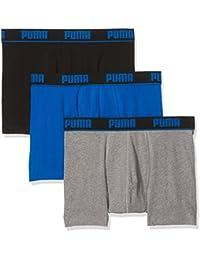 Puma, Boxer Homme (lot de 3)