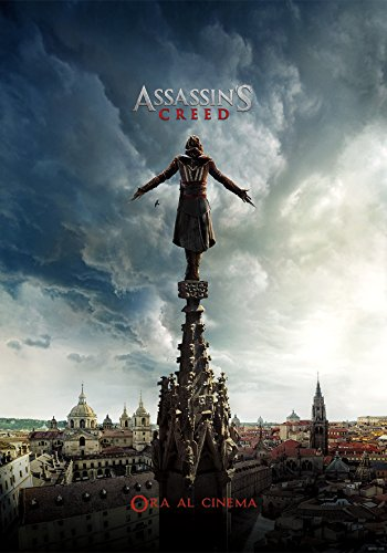 Assassin's Creed (3D Steelbook) (2 Blu-Ray)