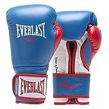 #6: Everlast Powerlock Training Gloves (Blue/Red, 12oz)