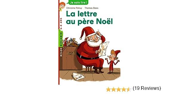 c98175573572d Amazon.fr - La lettre au père Noël - Christine Palluy