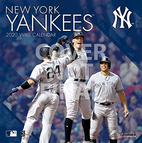 New York Yankees 2020 Calendar