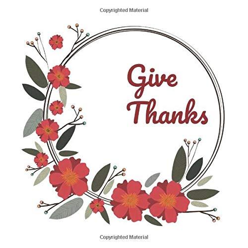 Zoom IMG-2 give thanks christian gratitude and