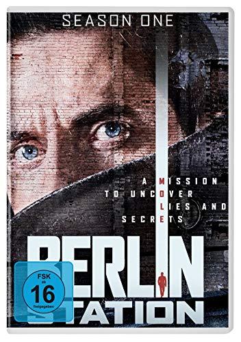 Berlin Station - Staffel 1 [4 DVDs]