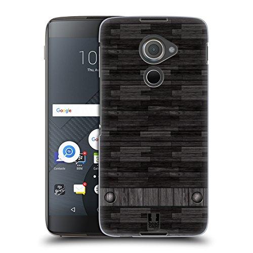 Head Case Designs Holz Industrielle Texturen Ruckseite Hülle für BlackBerry DTEK60