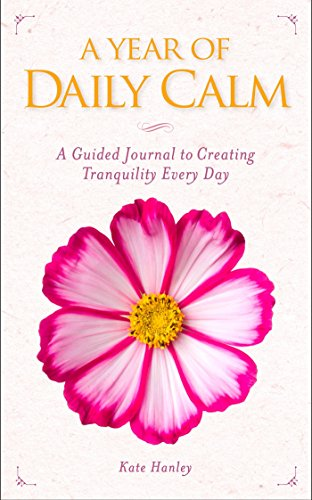 Party Halloween Kostüm Chicago - A Year of Daily Calm: A Guided Journal for Creating Tranquility Every Day