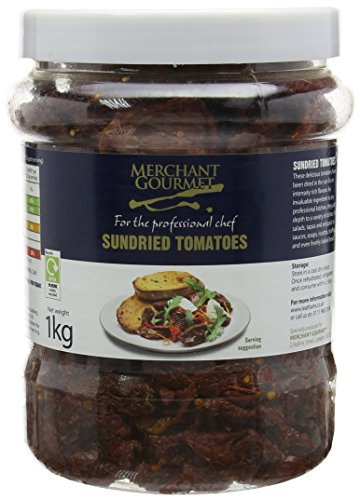 Merchant Gourmet Sundried Tomatoes 1 kg Test