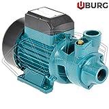 Elettropompa periferica 0,75 HP adatta in impianti domestici, per aumentare la pressione di rete degli acquedotti e per la distribuzione automatica dell'acqua a mezzo di autoclavi. Per il corretto funzionamento della pompa usare esclusivamente acqua ...