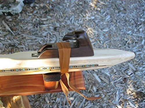 Nativi americani flauto-Spiritual Healing-Ambrosia acero-Acustica-Chiave di Basso D, fatta a mano, edizione