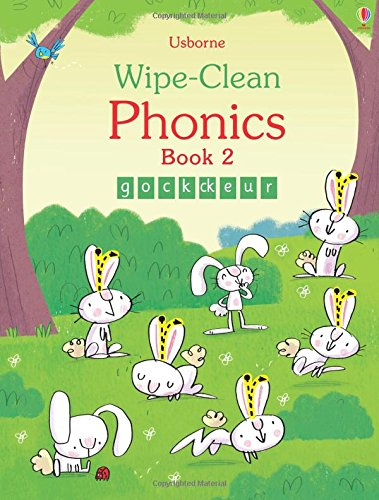 Wipe-clean phonics. Per la Scuola elementare: 2 (Wipe-clean Books)