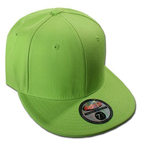 Star Cap Fitted Blank Cap Solid Colors Couleurs Différentes
