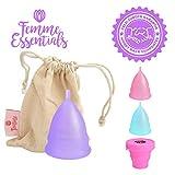 Cup menstruelle Femme Essentials | Coupe menstruelle, discrète et hygiénique | en...