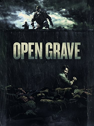 Open Grave Cover