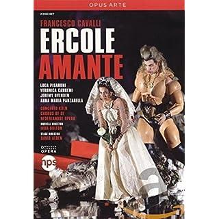 Francesco de Cavalli - Ercole amante [2 DVDs]