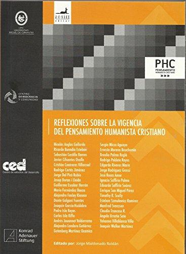 Reflexiones sobre la vigencia del PHC Vol. 1 por Jorge Maldonado