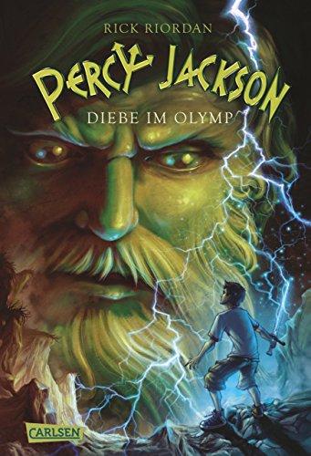 Potter Harry Politik Von (Percy Jackson - Diebe im Olymp (Percy Jackson 1))