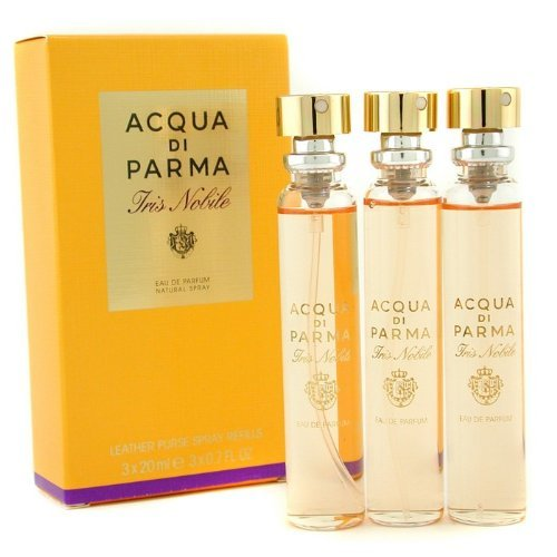 Acqua Di Parma Iris Nobile Refill Eau de Parfum Pocket Spray 3x 20ml