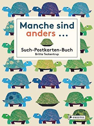 . Postkarten-Buch: Such-Postkarten-Buch (Kunst Postkarten)
