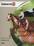 Schleich 40188  - Bauernhof, Westernreitset (ohne Pferd)